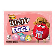 M&M's Peanut Butter Chocolate Speckled Easter Egg Candy