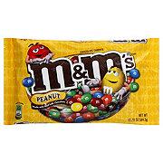 M&M's Peanut Large Bag Chocolate Candies