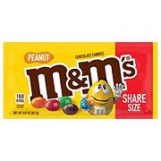 M&M's Peanut Milk Chocolate Candy, Sharing Size
