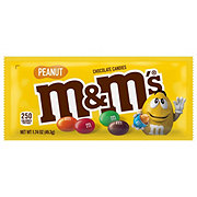 M&M's Peanut Singles 1.74 Ounce
