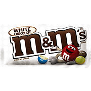 M&M's White Chocolate Singles Size Candy