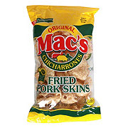 Mac's Original Fried Pork Skins