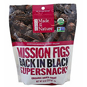 Made in Nature Organic Dried Black Figs