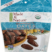 Made in Nature Organic Dried Dates