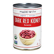 Made With Organic Dark Red Kidney Beans