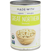 Made With Organic Great Northern Beans