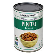 Made With Organic Pinto Beans