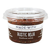 Made With Rustic Roja Salsa
