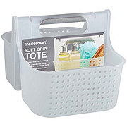 Madesmart Large Soft Grip Tote Gray