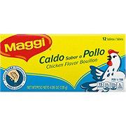 Maggi Chicken Flavor Bouillon
