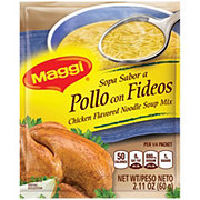 Maggi Chicken Flavor Noodle Soup Mix
