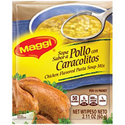 Maggi Chicken Flavor Seashell Soup Mix