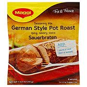 Maggi Fix & Frisch German Style Pot Roast Sauerbraten Seasoning Mix