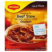 Maggi Seasoning Mix Beef Stew Goulash