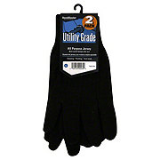 Magid Brown Jersey Gloves 2 Pack