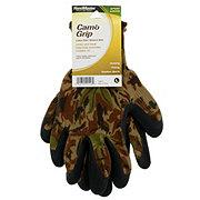 Magid HandMaster Camo Grip Latex Coated Gloves