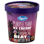 Magnolia Tropical Ube Ice Cream