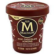 Magnum Milk Chocolate Almond Ice Cream