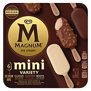 Magnum Mini Variety Pack Classic/Almond/White