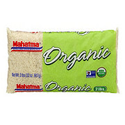 Mahatma Organic Extra Long Grain White Rice