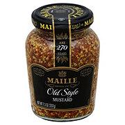 Maille Whole Grain Old Style Medium Dijon Mustard