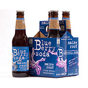 Maine Root Blueberry Soda, Bottles