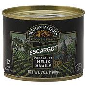 Maitre Jacques Escargot Precooked Helix Snails