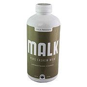 Malk Milk Unsweetened Cashew