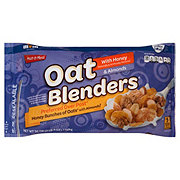 Malt-O-Meal Honey and Oat Blenders With Almonds Cereal Super Size