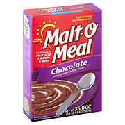 Malt-O-Meal Quick Cooking Chocolate Hot Wheat Cereal