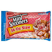 Malt-O-Meal Strawberry Cream Mini Spooners Cereal