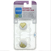 MAM Start Collection Newborn Pacifiers, Assorted Colors