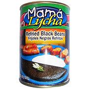 Mama Lycha Frijoles Negros Refritos Refried Black Beans