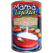 Mama Lycha Frijoles Rojos Refritos Refried Red Beans
