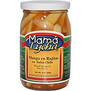Mama Lycha Mango Verde En Rajitas Sliced Mango In Brine