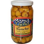 Mama Lycha Nanche (Yellow Cherries in Syrup)