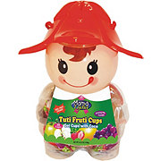 Mama Lycha Tuti Fruti Cups Red, Assorted Flavors Included