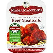 Mama Mancini's Beef Meatballs