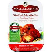 Mama Mancini's Stuffed Meatballs