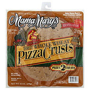 Mama Mary's 100% Whole Wheat 12 Inch Pizza Crusts