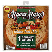 Mama Mary's 12 Inch Gluten Free Thin Pizza Crust
