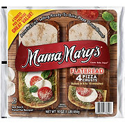 Mama Mary's Flatbread Pizza Crusts