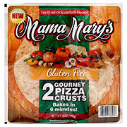 Mama Mary's Gluten Free Pizza Crusts
