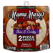 Mama Mary's Thin and Crispy Pizza Crusts, 16 oz