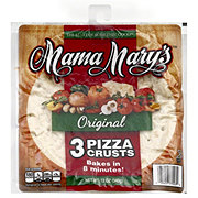 Mama Mary's Traditional 7 Inch Pizza Crusts