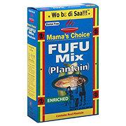 Mama's Choice Plantain Fufu Mix