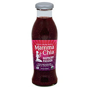 Mamma Chia Organic Raspberry Passion Vitality Beverage
