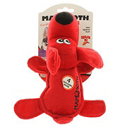 Mammoth Squeakies Small Plush Dog Toy