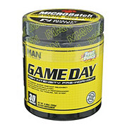 Man Sports Game Day Fruit Punch Pre Workout