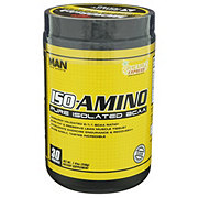 Man Sports ISO Amino BCAA Pineapple Express 12 pk